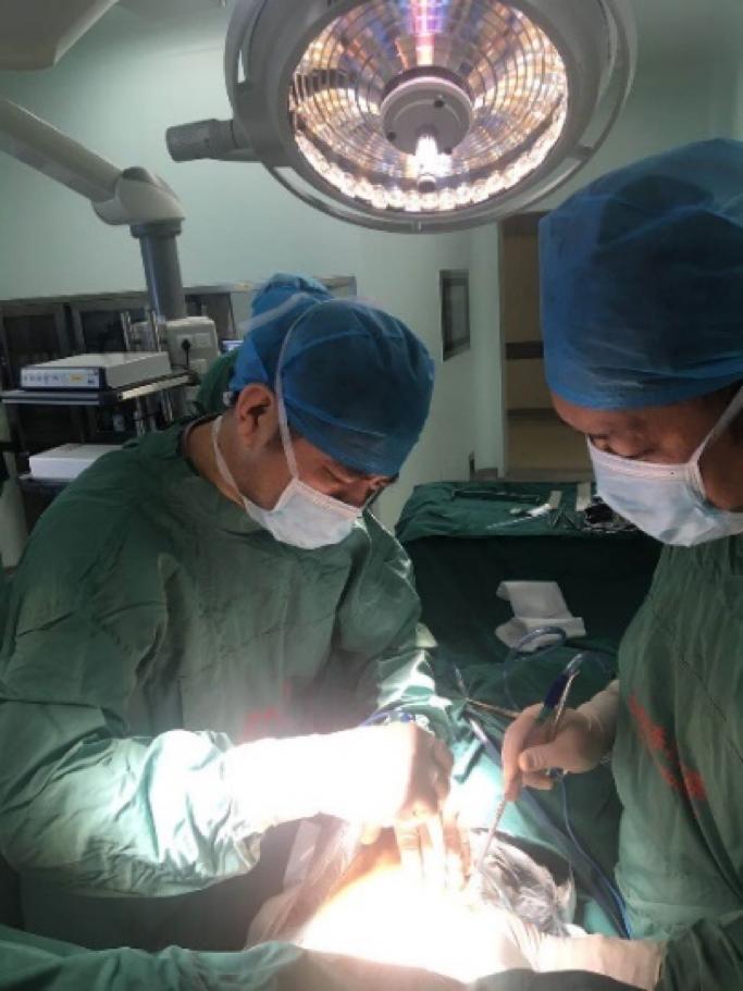 当「冠心病」遇上「肺癌」合肥京东方医院心肺联合手术治愈两大凶症