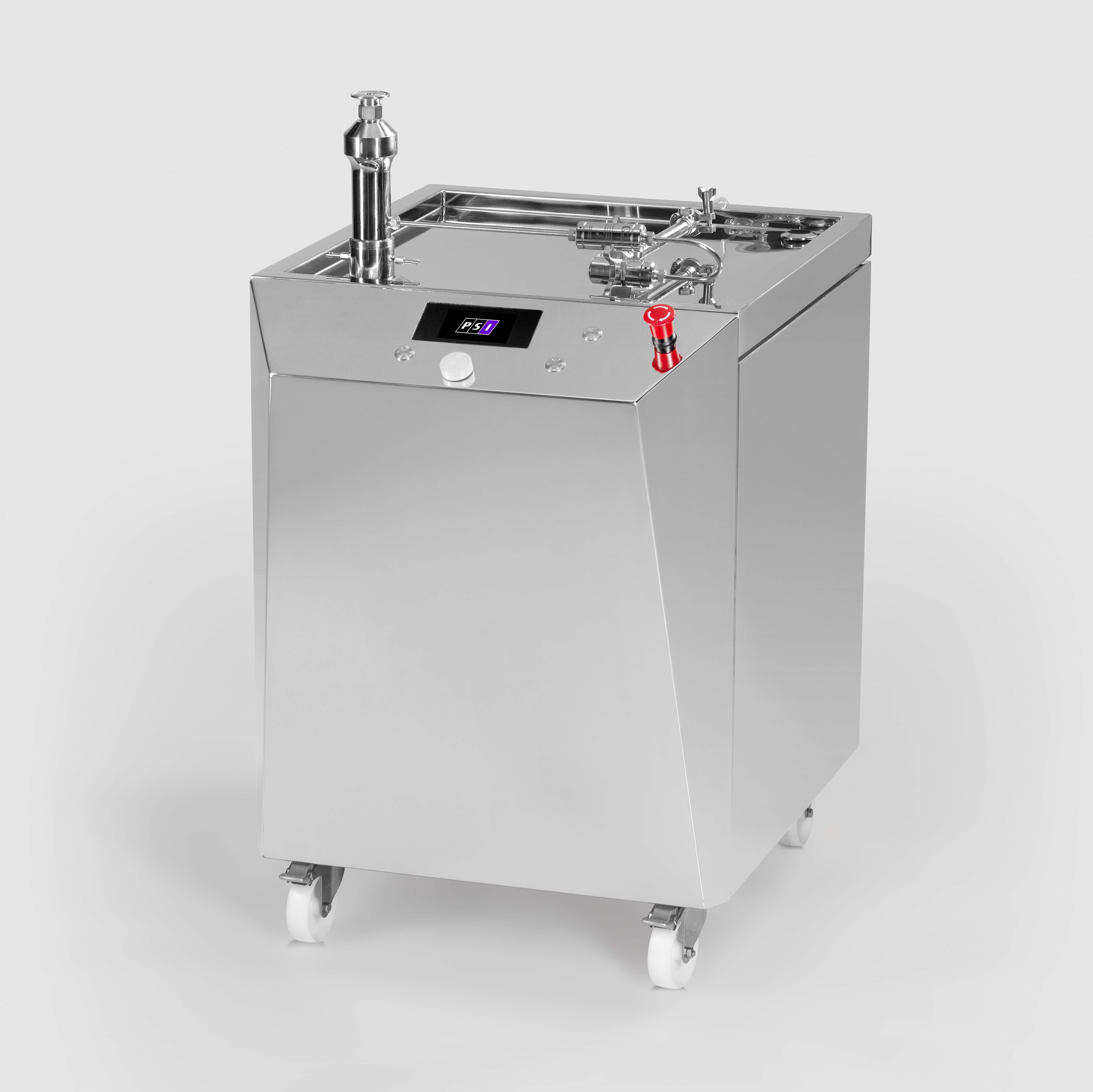 意大利PSI-20高压微射流均质机