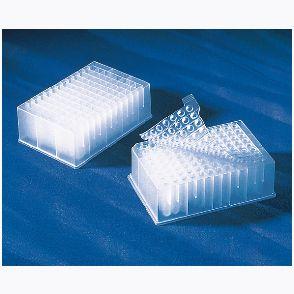 圆孔方孔透明96孔深孔板
