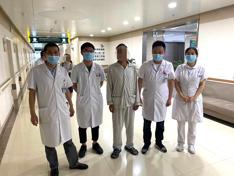 河南信合医院卒中中心成功开展固始县首例颅内夹层动脉瘤介入术