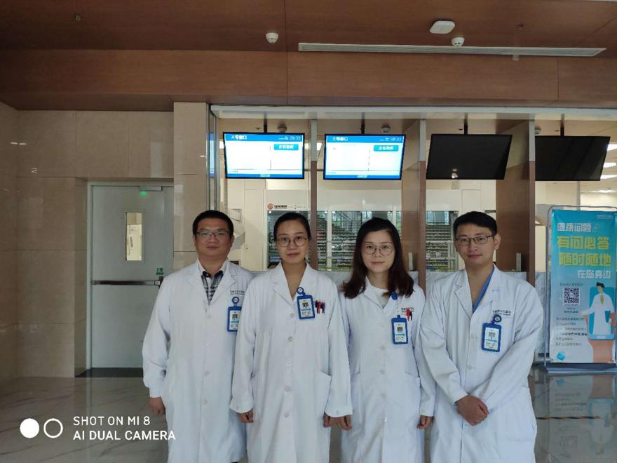 合肥京东方医院药师团队荣获第六届 MKM 中国药师职业技能大赛安徽赛区二等奖
