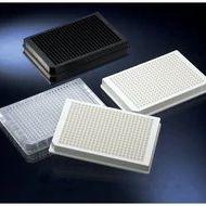 Thermo Scientific™ Nunc™ 384 孔浅孔型标准高度黑色和白色板