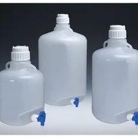 Thermo Scientific™ Nalgene™ 可高温高压灭菌聚丙烯带放水口细口大瓶