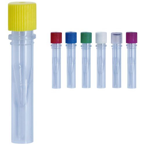 保存管1.5ml/红色盖/可立底/螺旋深盖/无DNA酶/无RNA酶/灭菌