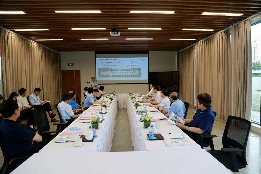 全国皖籍知名骨科专家基地建设研讨会在合肥京东方医院举办