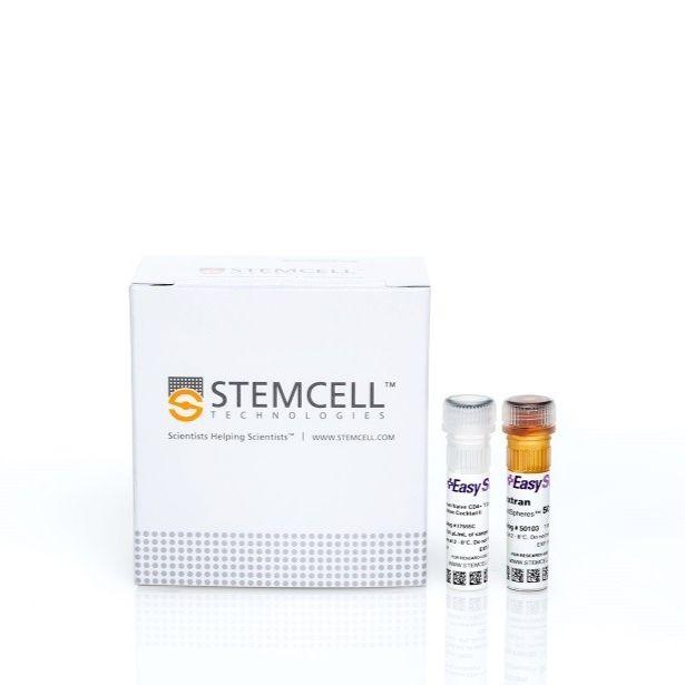 EasySep™人Naïve CD4 T细胞分选试剂盒II