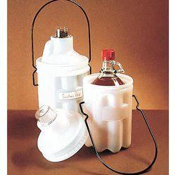 Thermo Scientific™ Nalgene™ LDPE 安全载瓶器、安全试剂瓶搬运得篮