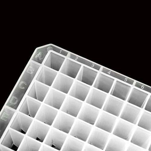 1.0ml/2.0ml圆底深孔板|96孔透明板|磁套