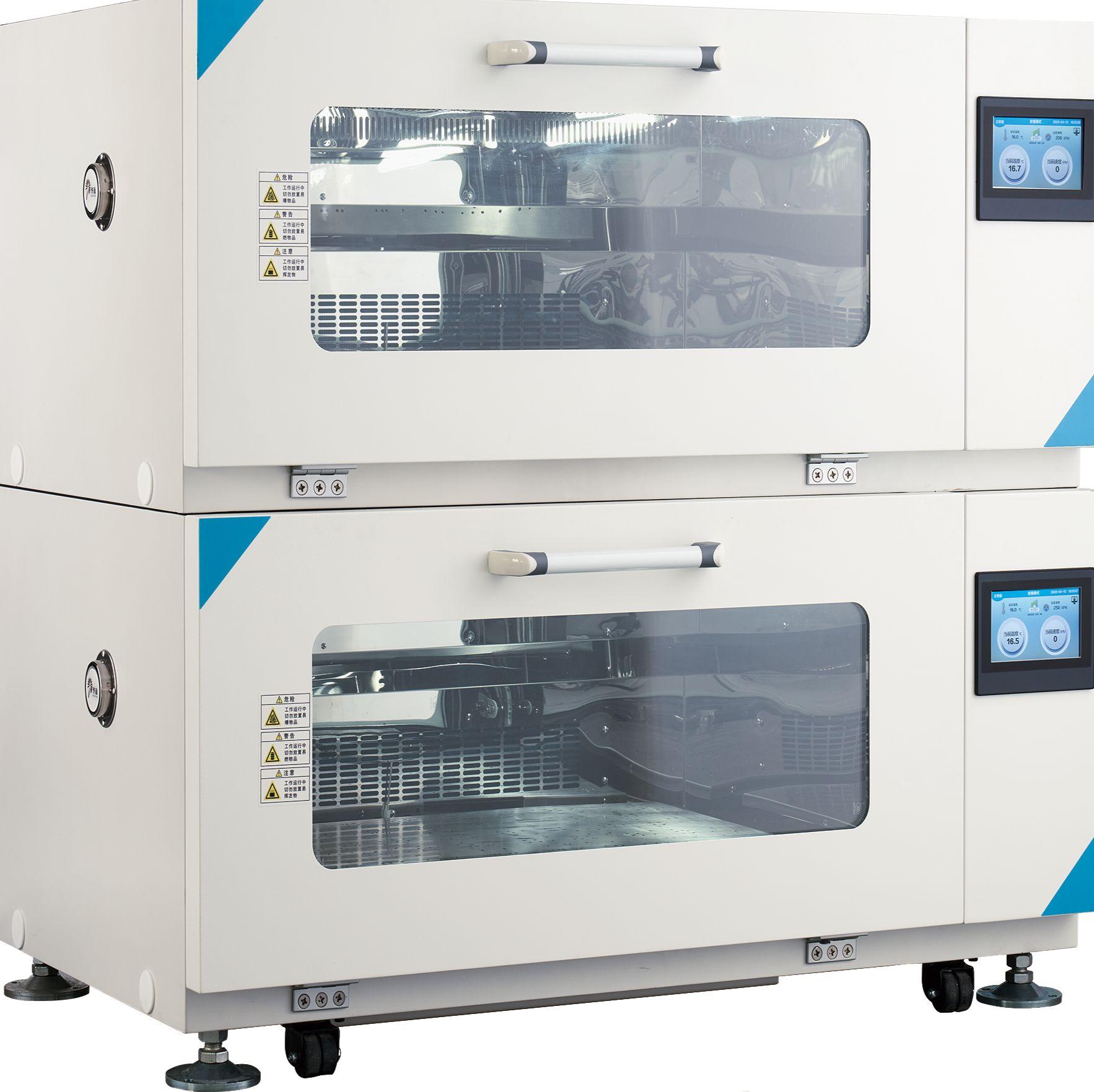 二层大容量组合式振荡培养箱