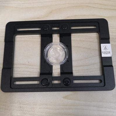 显微镜样品框/显微镜通用样品夹(玻片/培养皿)