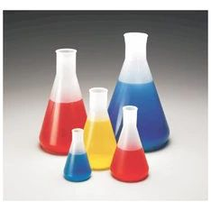 Thermo Scientific™ Nalgene™ Polypropylene Copolymer Erlenmeyer Flasks锥形瓶,聚丙烯4102-0125