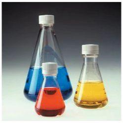 Thermo Scientific™ Nalgene™ PETG 底部带挡板一次性锥形瓶:无菌4113-0125