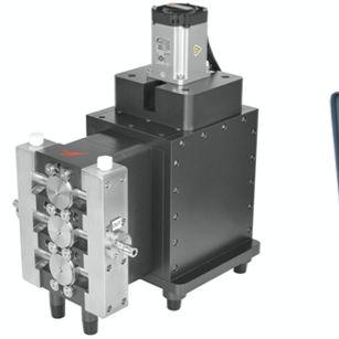 高精度陶瓷恒流计量泵微量泵灌装泵可替代移液器蠕动泵