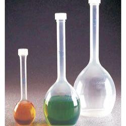 Thermo Scientific™ Nalgene™ B 类带螺旋盖容量瓶, 聚甲基戊烯, 聚丙烯螺旋盖4001-0050