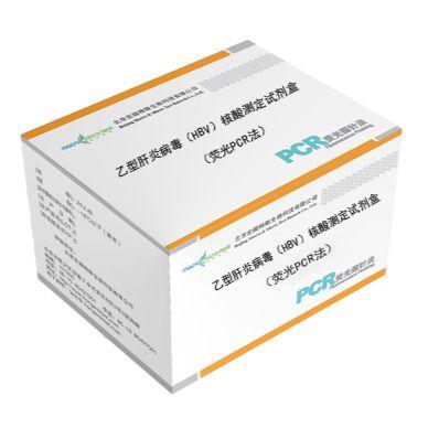 乙型肝炎病毒(HBV)核酸测定试剂盒(荧光PCR法)