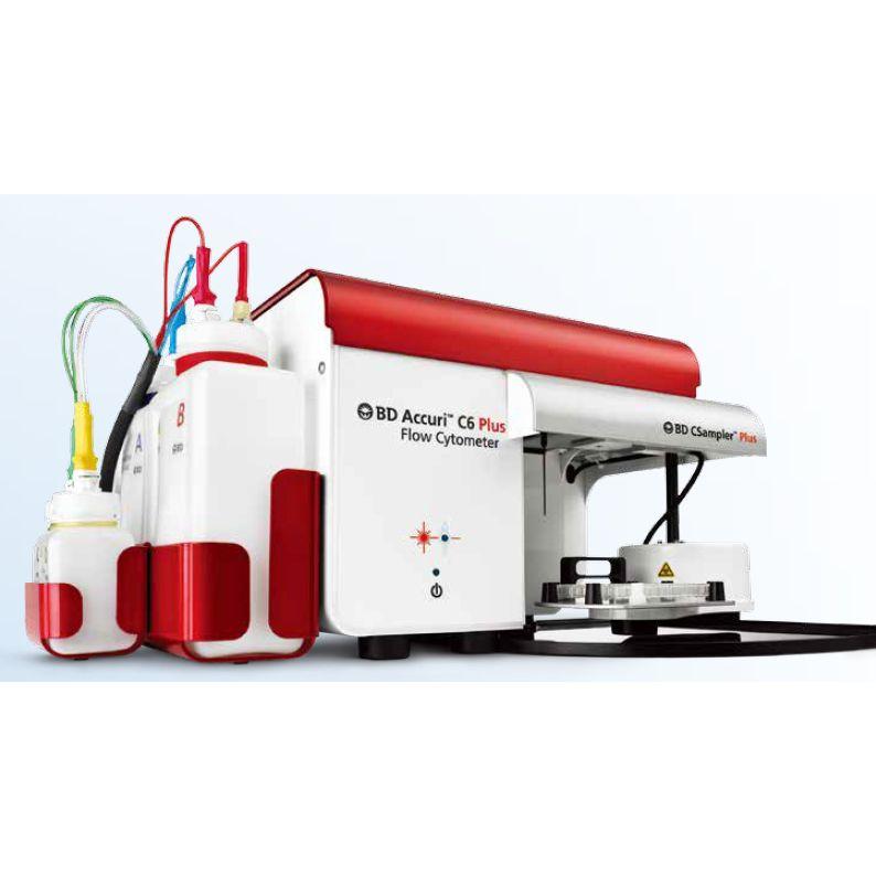 美国BD Accuri C6 Plus 流式细胞仪
