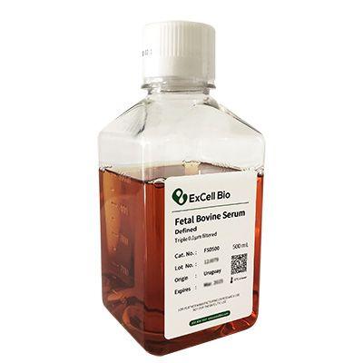 胎牛血清Fetal Bovine Serum(Defined)FSD010