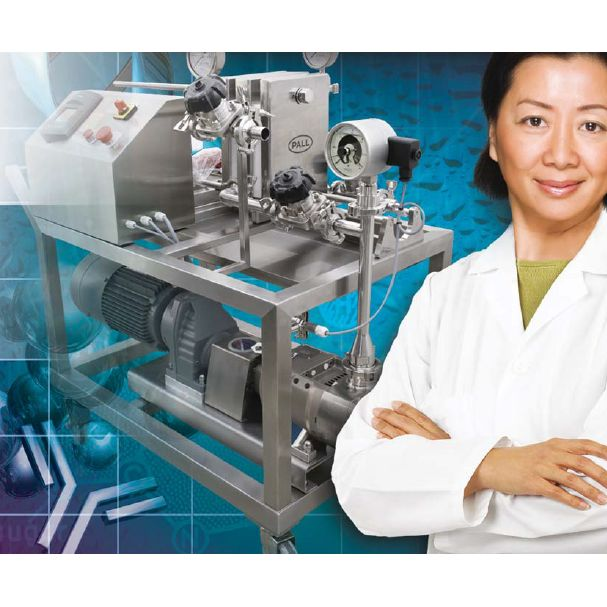 工业生产用切向流超滤系统