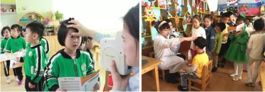 守护孩子精彩视界 艾格眼科一直在行动