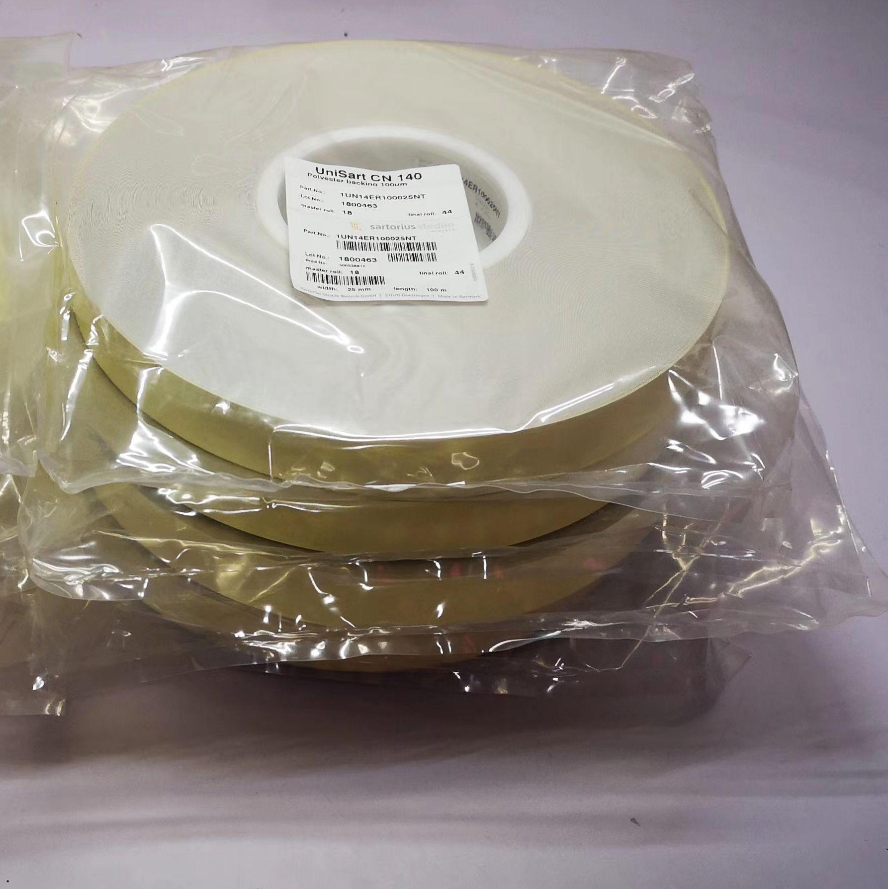 进口硝酸纤维素膜 CN140膜带背衬 德国赛多利斯CN140价格 赛多利斯cn140 sartorius CN 140