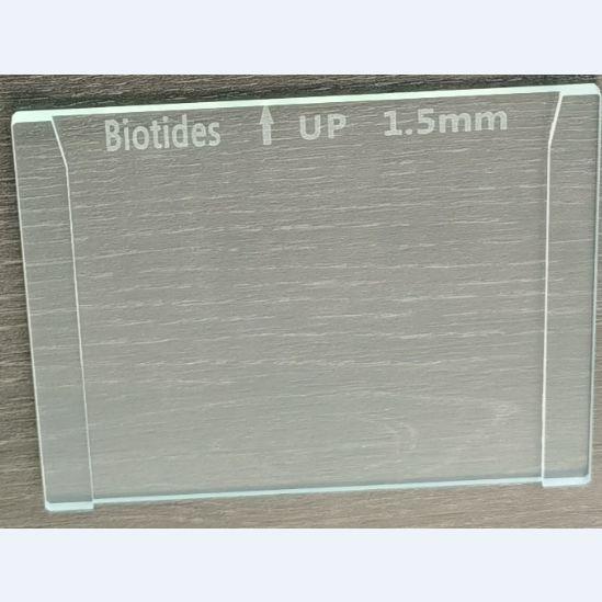 垂直电泳玻璃板1.5mm  可替换伯乐1653312