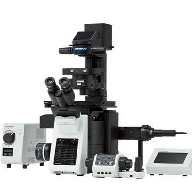 IX83完全电动化和自动化的倒置显微镜系统
