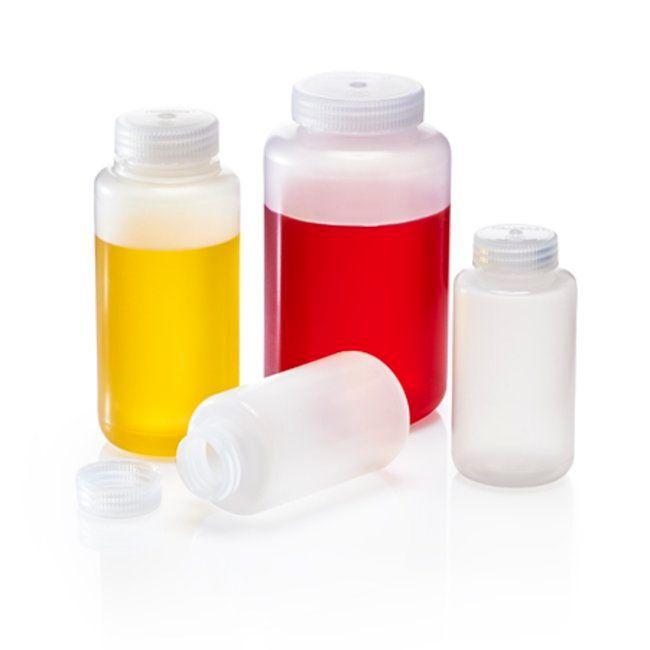 离心瓶,聚丙烯共聚物;聚丙烯螺旋盖,250ml容量