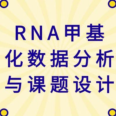 【医药加】RNA甲基化(m6A)数据分析与课题设计