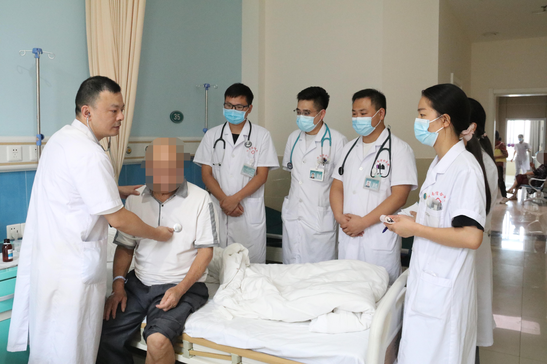 河南信合医院成功开展固始县首例远端桡动脉穿刺术