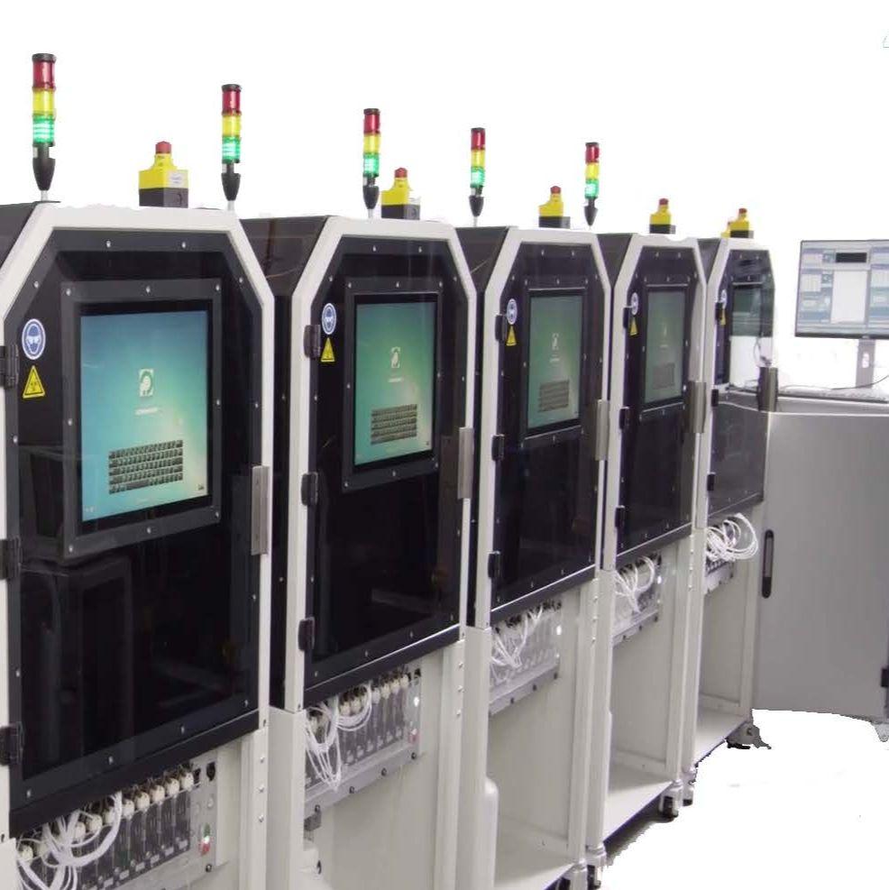 德国Scienion S100 芯片点样仪 微流控 非接触 喷点  流水线