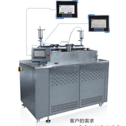 JN-120C低温超高压连续流细胞破碎机/均质机