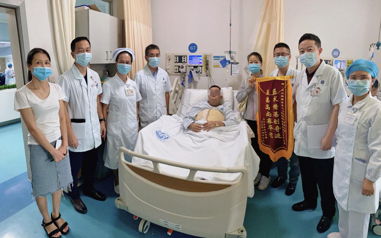 日籍男子出差深圳时突发重疾危及生命,医生连夜紧急手术