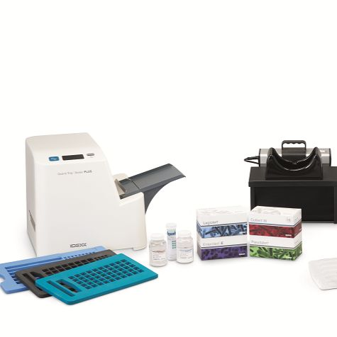水中DST技术大肠菌群检测系统