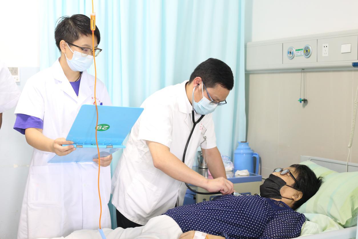 赵海龙:做危重患者的守护者