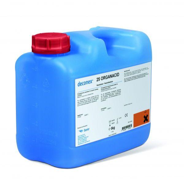 波洱deconex 25ORGANACID有机酸性中和剂清洗剂