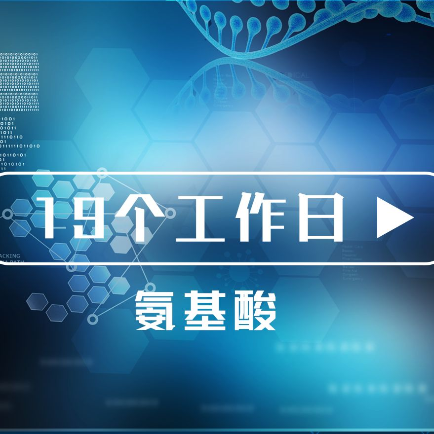 氨基酸定量分析