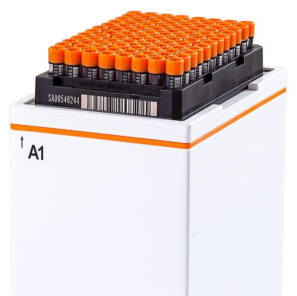 普迈 Brooks FluidX Perception™HD扫描仪整管架二维和一维编码 扫描仪系列