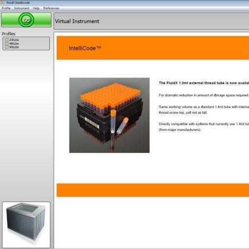 普迈 Brooks FluidX Intellicode™解码软件