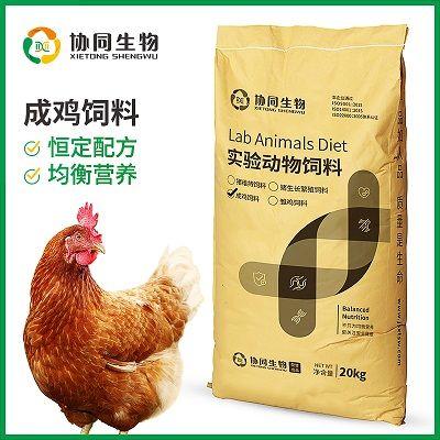SPF级实验鸡饲料