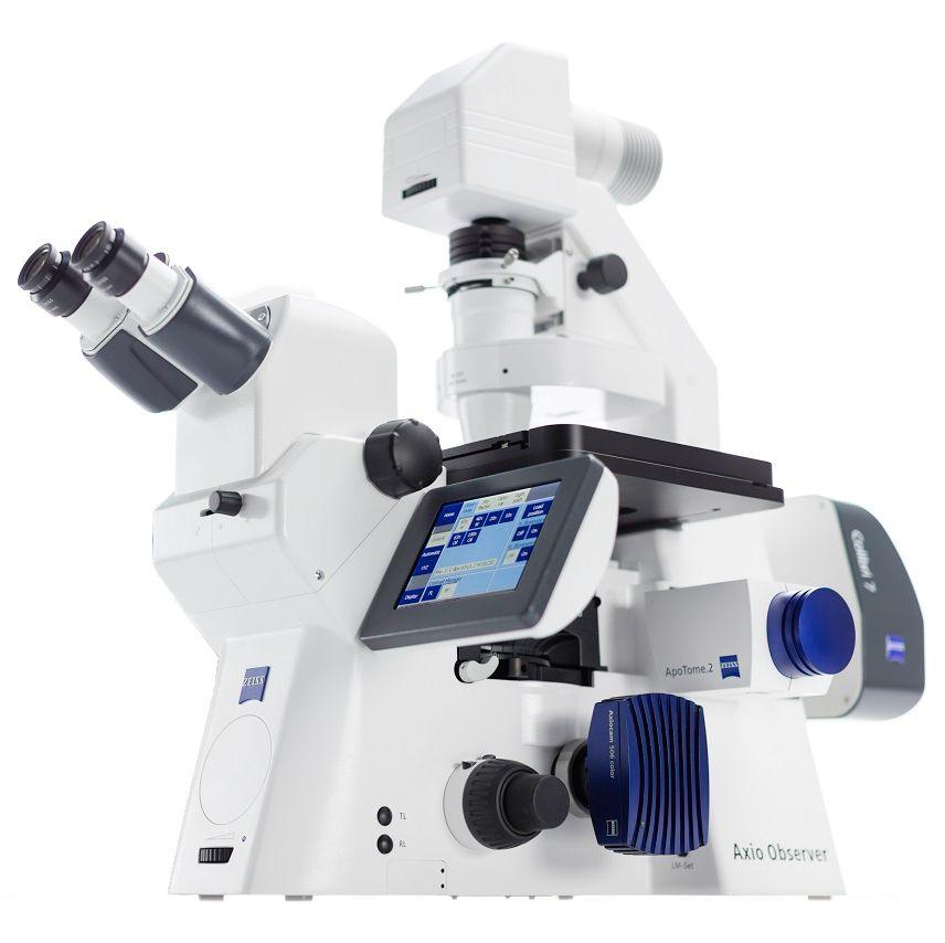 蔡司高端研究级倒置显微镜Axio Observer