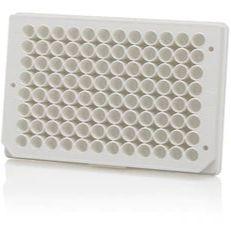 Nunc F96 MicroWellTM微孔板,聚苯乙烯,外部尺寸128*86mm,颜色,白色,数量每包/每箱,1/50,表面,细胞培养  136101