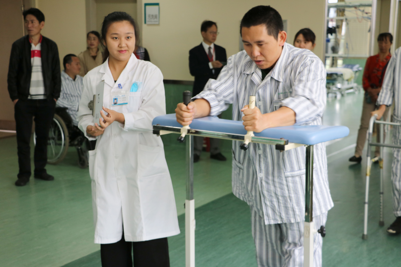 世界脊髓损伤领域的「珍贵儿」在昆明同仁医院诞生!
