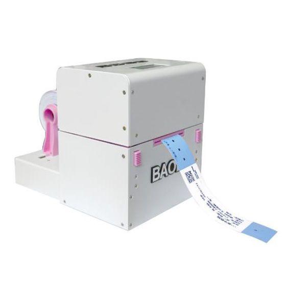 条码腕带打印机BB720(住院登记处/护士站便捷打印病人手腕带)