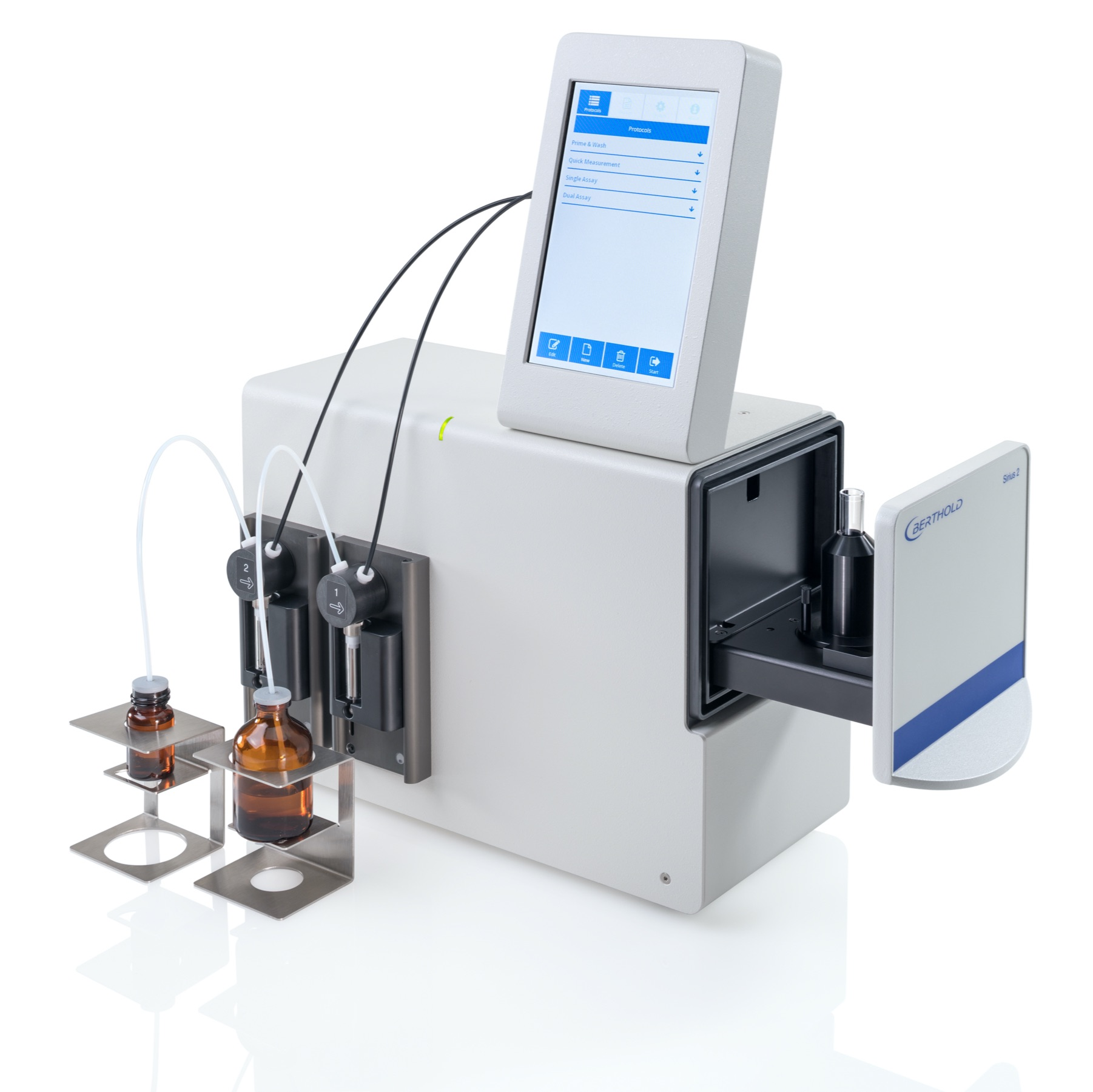 Sirius 2 单管式化学发光检测仪