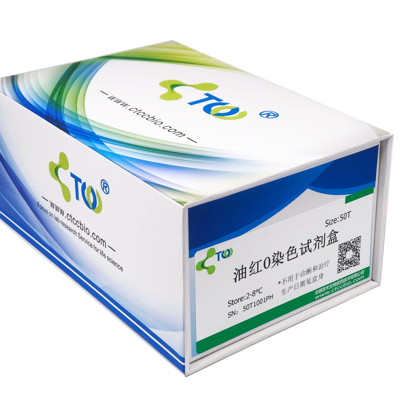 油红O染色试剂盒/成脂诱导检测