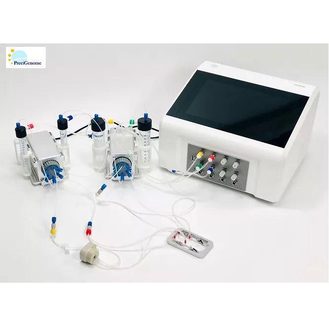 PreciGenome微流控器官培养系统PG-OOCS