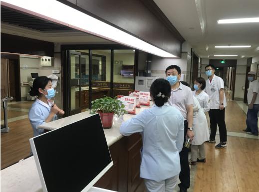 徐州仁慈医院荣获 2019 年度「江苏省平安医院」荣誉称号