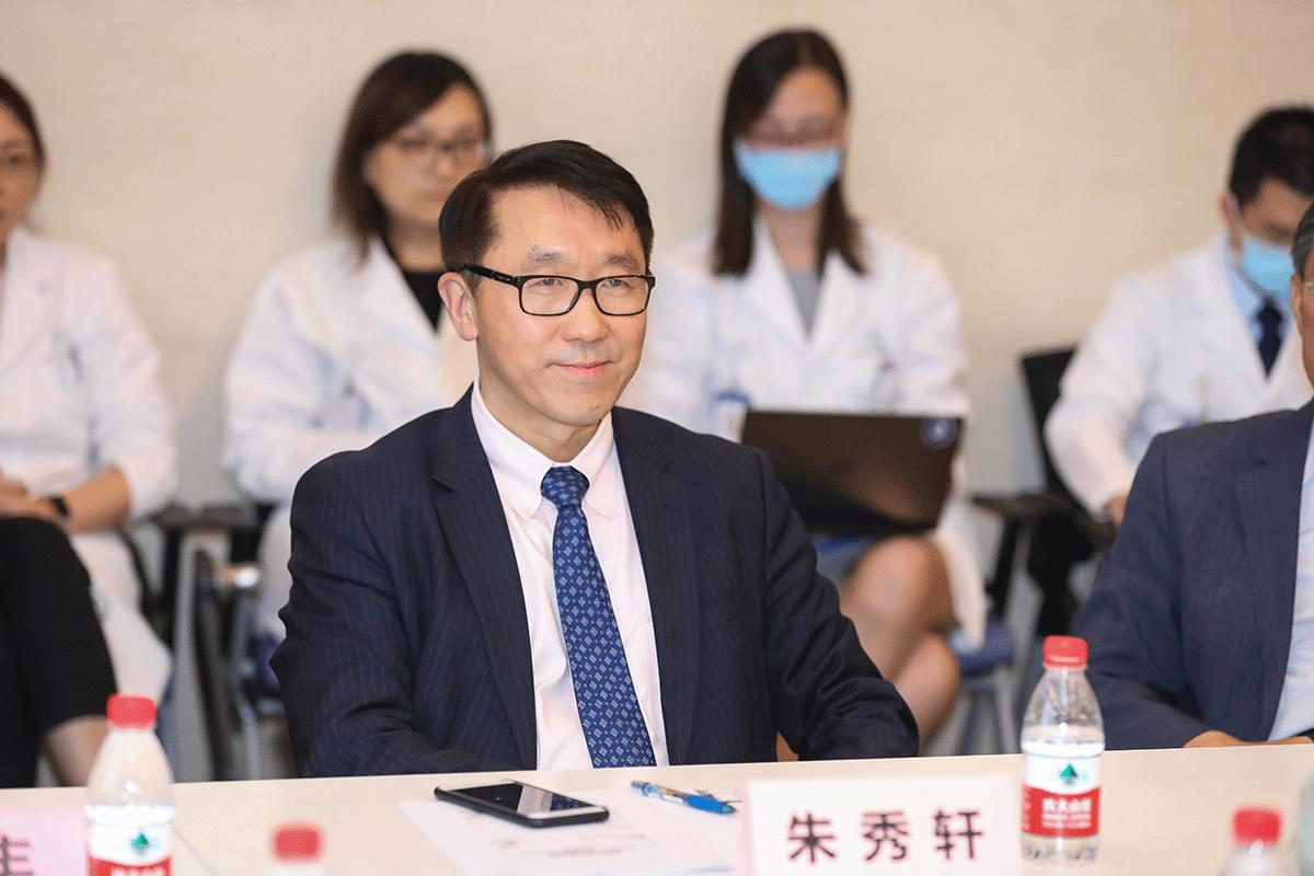 上海疾控中心大肠癌专业委员会季度会议在嘉会国际医院召开