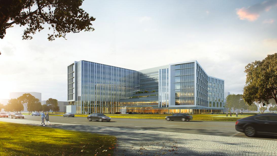 高博研究型医院成为北京自贸区首批签约项目
