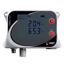 U0121 工业用双通道温度记录仪,外部探头